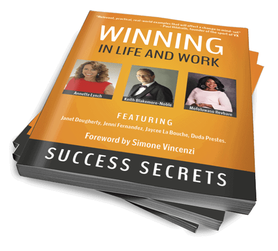 Winning in Life and Work : Success Secrets