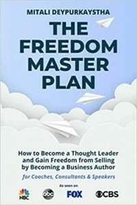Cover of Mitali's book The Freedom Master Plan
